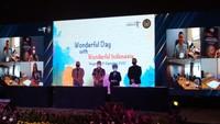 Brand Wonderful Indonesia Kini Peringkat 40 Besar Dunia