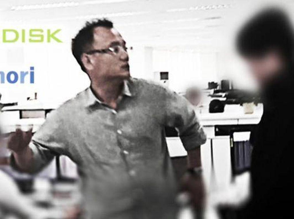 CEO WeDisk yang Jadi Inspirasi Taxi Driver, Bunuh Ayam Buat Hiburan