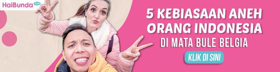 5 kebiasaan aneh orang Indonesia