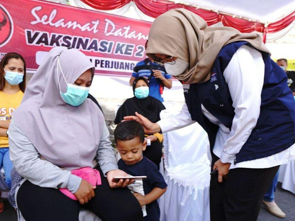 Satgas Target Tiap Puskesmas di Banyuwangi Vaksinasi 250 Orang per Hari