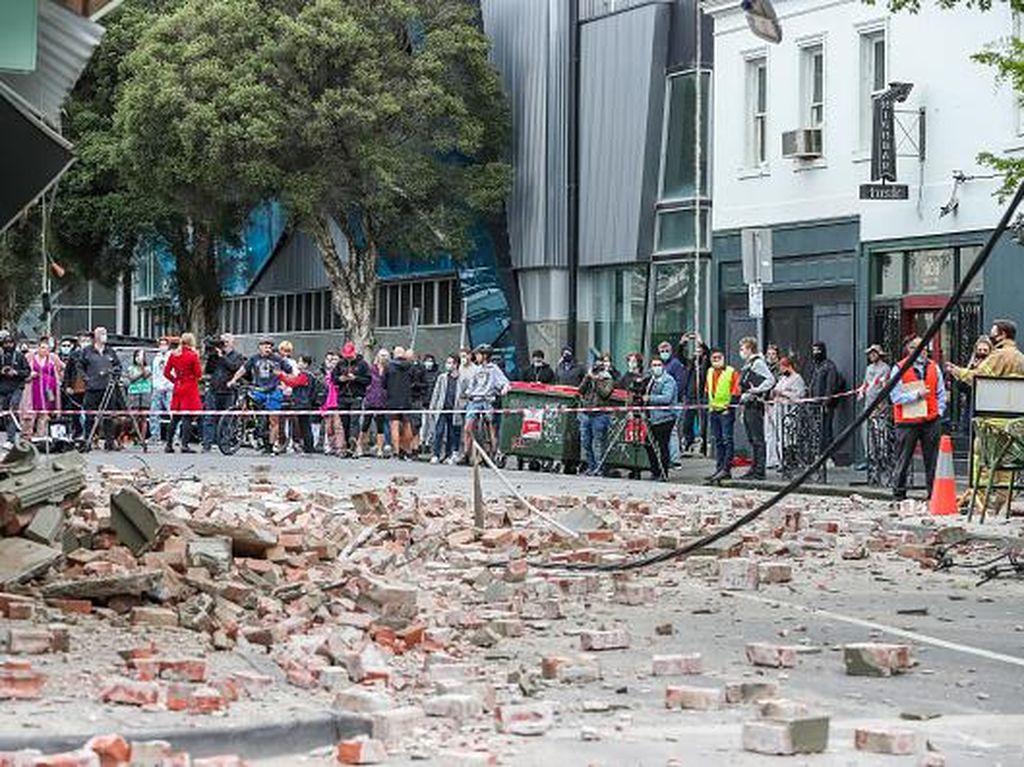 PM Scott Morrison: Gempa di Australia Langka