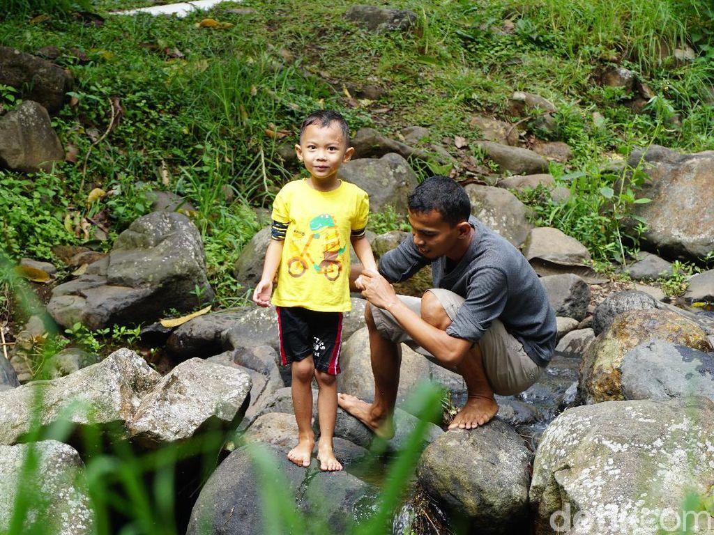 Ngadem di Bumper Mandalawangi Cibodas: Air Melimpah, Makanan Murah