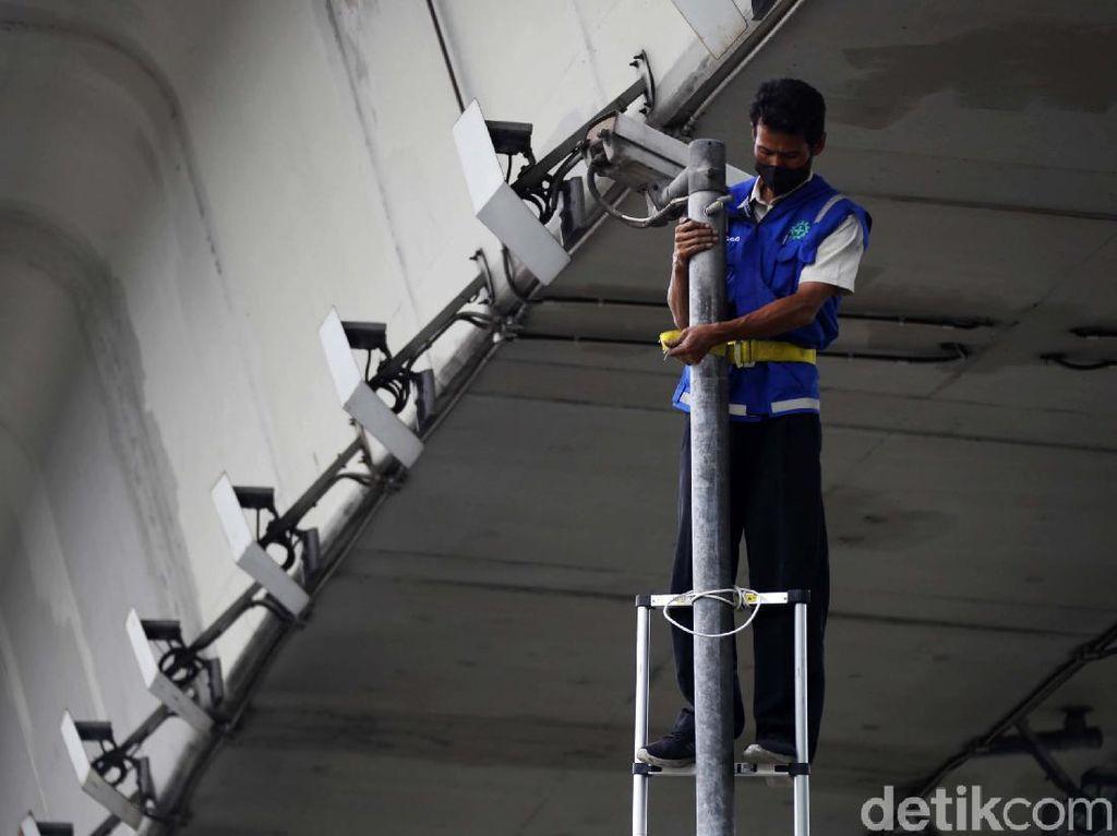 Perawatan CCTV Tol Dalam Kota