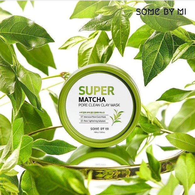 Clay mask some by mi