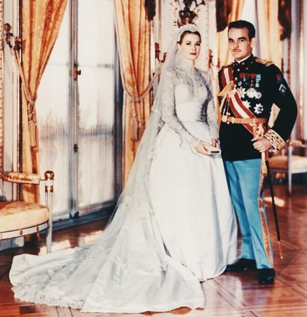 Gaun pengantin Grace Kelly