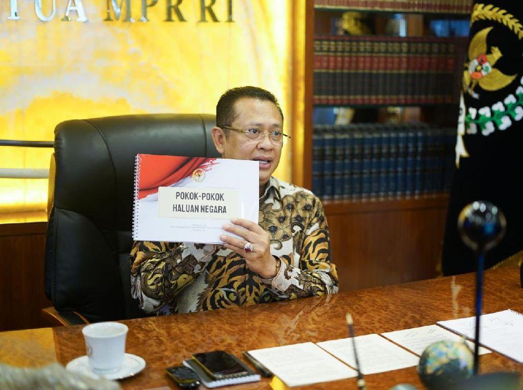 Ketua MPR: PPHN Harus Punya Legal Standing yang Kuat