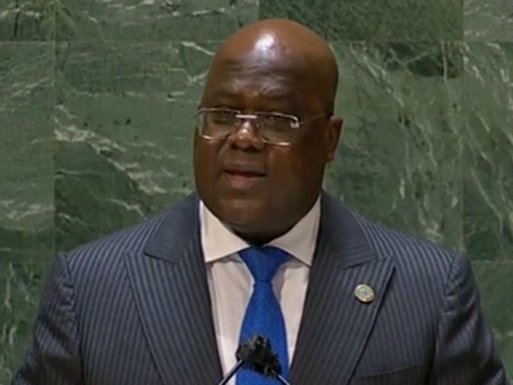 Di Sidang PBB, Presiden Kongo Sebut Afrika Tak Butuh Sumbangan Amal