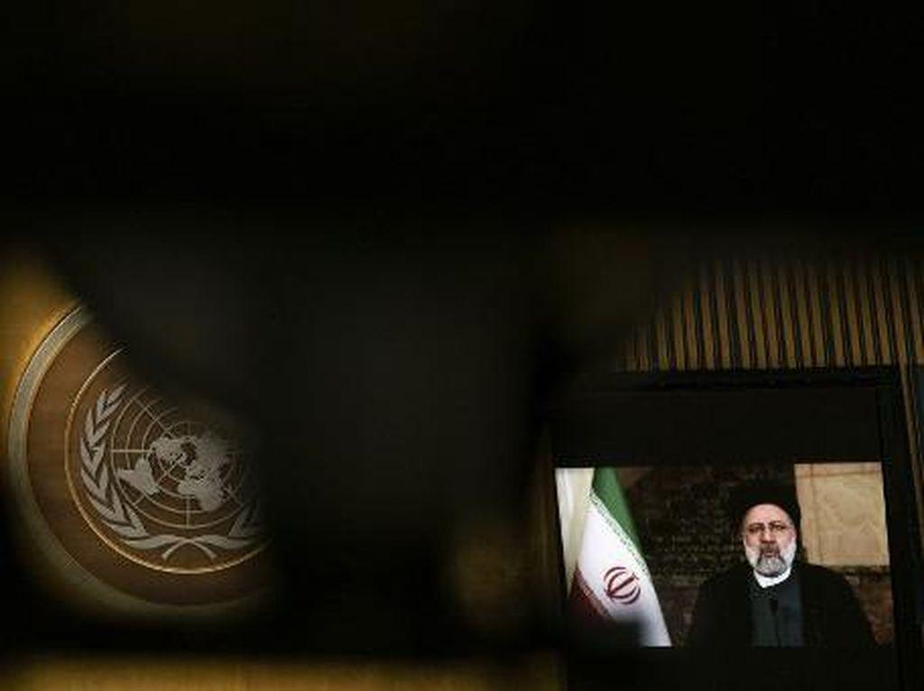 Presiden Iran Pidato di PBB, Minta Sanksi Karena Nuklir Dicabut