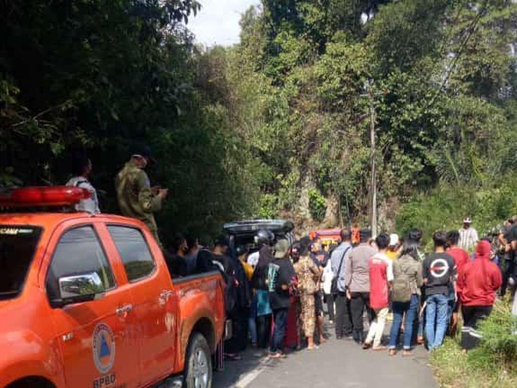 Mayat Pria Ditemukan Membusuk di Sumedang, Polisi Duga Bunuh Diri