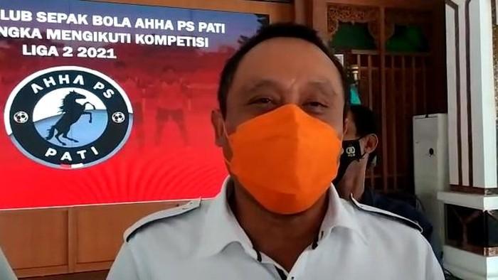 Komisaris PSG Pati Saiful Arifin