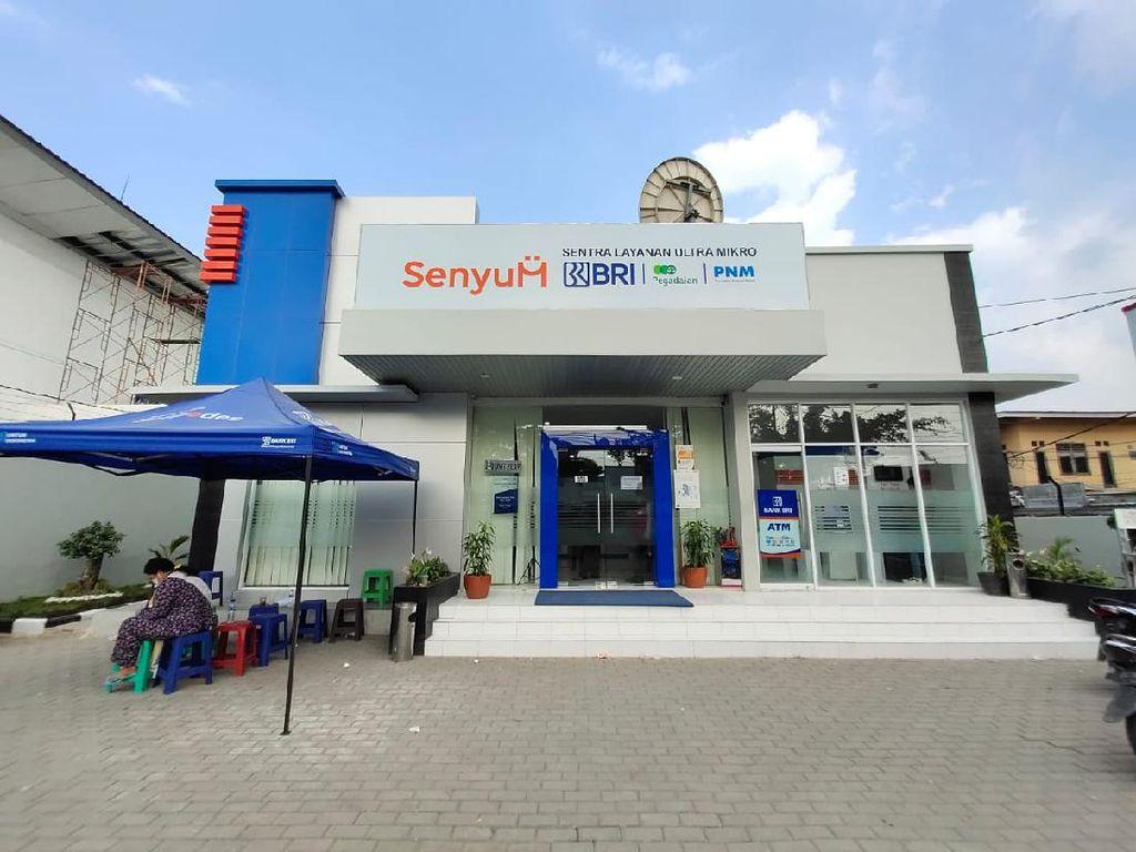 Anomali, Agen & Kantor Bank di Lampung Kok Seberang-seberangan?