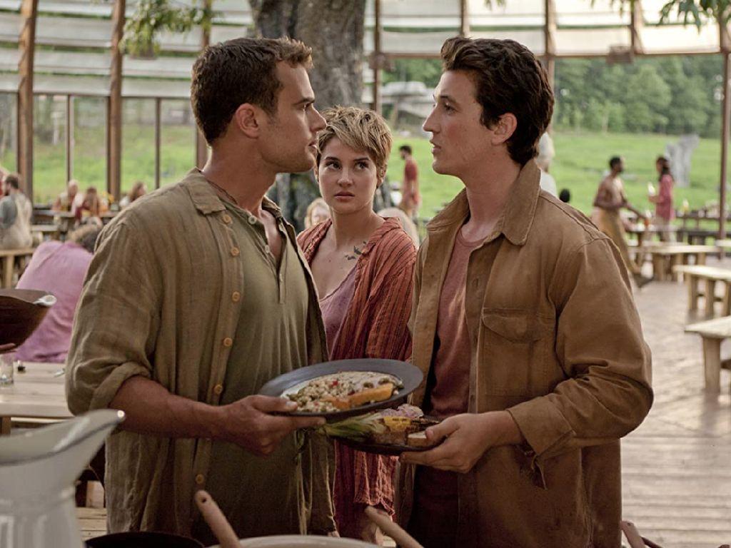 The Divergent Series Insurgent: Saat Tris Kembali Diburu
