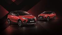 Toyota Luncurkan Yaris ala Crossover, Namanya Yaris X-Urban