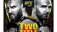 Ngerinya UFC 267: Perebutan Dua Sabuk Juara, Islam Vs RDA