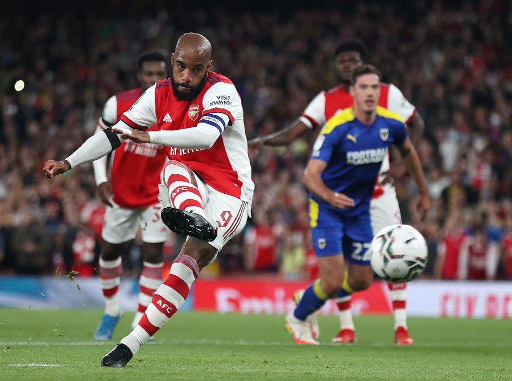 Arsenal Vs Wimbledon: Meriam London Menang 3-0