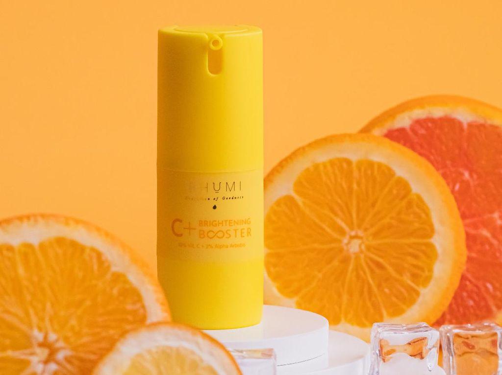 5 Manfaat Vitamin C untuk Wajah, Samarkan Flek Hitam hingga Kerutan