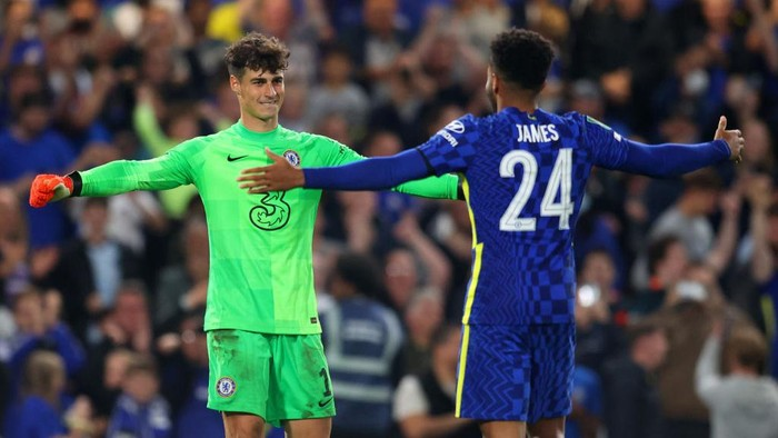 Lagi, Kepa Jadi Pahlawan Chelsea di Adu Penalti