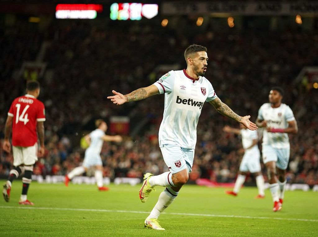 MU Vs West Ham: The Red Devils Tersingkir