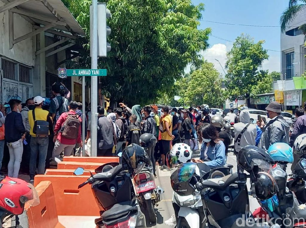 Massa Turun ke Jalan Lagi, Tolak Proyek Malioboro Kota Tegal