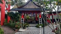 Resto Tersembunyi dengan Nuansa Jepang di Bogor