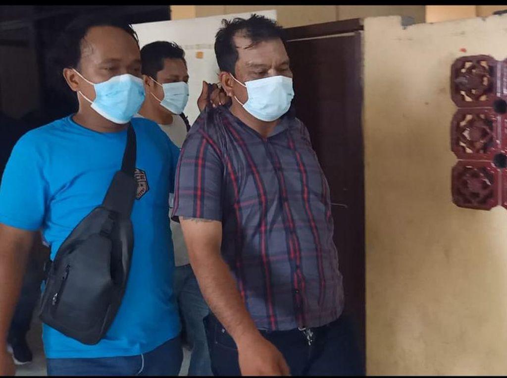 Palak Pedagang Bermodus Uang Keamanan, Ketua Ormas di Medan Ditangkap