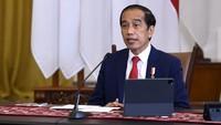 Jokowi Sentil Keras BUMN: Sakit Suntik PMN, Terlalu Enak Sekali!