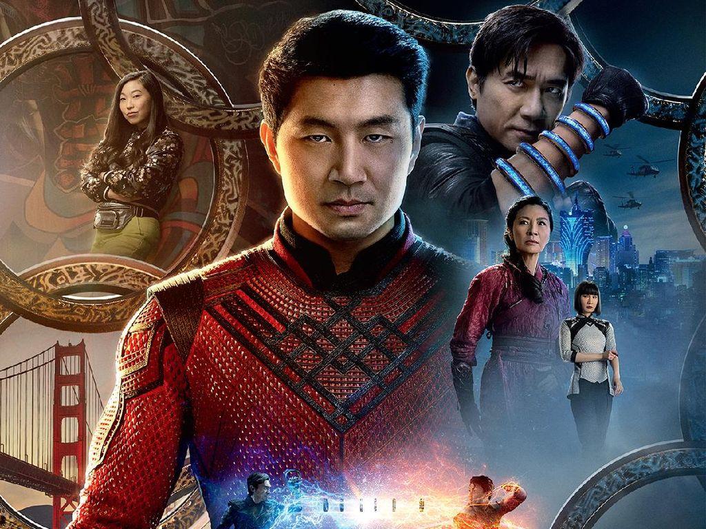 Shang-Chi and the Legend of the Ten Rings: Film Terlaris Selama Pandemi COVID-19!