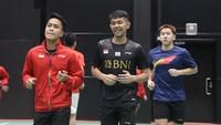 Piala Sudirman 2021: Pentingnya Partai Lawan Rusia bagi Indonesia