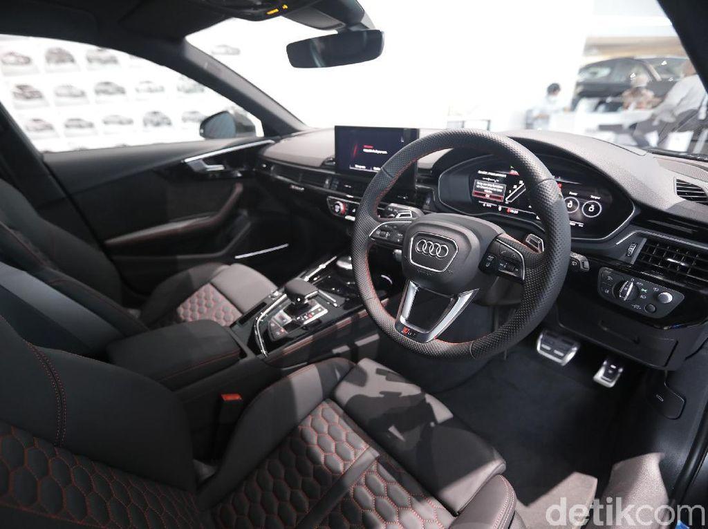 Yuk Lihat RS4 Avant yang Katanya Sangar