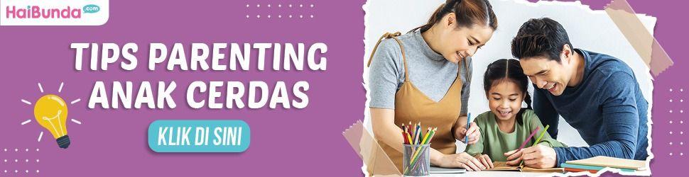 Banner Tips Parenting Anak Cerdas
