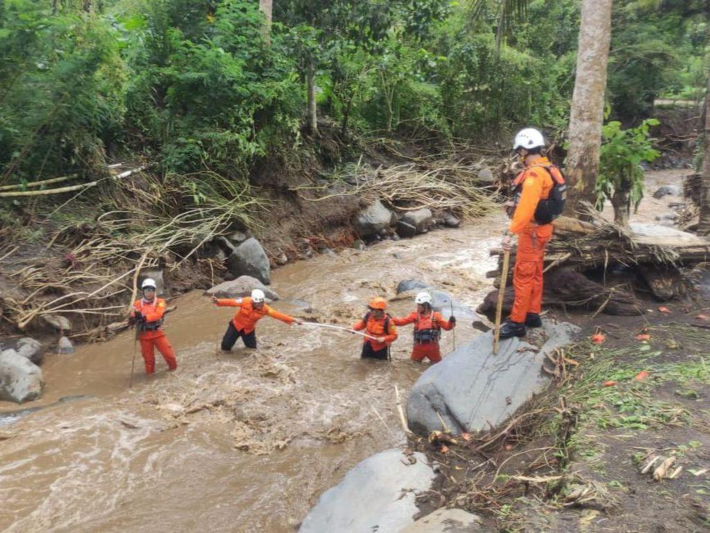 Lewati Hari Ke-5, Pencarian Korban Banjir Bandang di Mitra Dihentikan