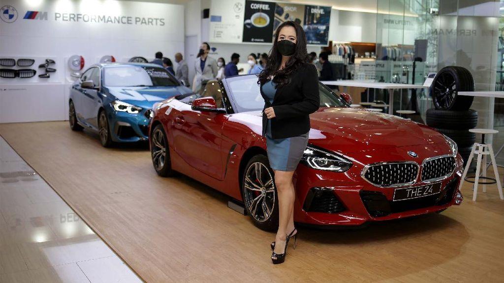 BMW Studio AML Hadir di Sentul dengan Konsep Ciamik