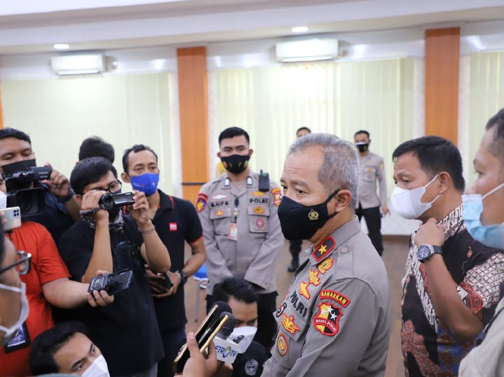 Ditpolair Gagalkan Penyelundupan Benur Rp 33 M dari Jakarta ke Singapura