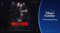 The Watcher, Aksi Angga Yunanda Selamatkan Pujaan Hati dari Ancaman