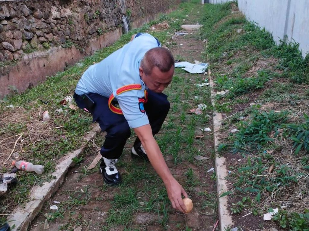 Ditemukan Bungkusan Sabu-Pil Koplo di Lapas Kedungpane Semarang
