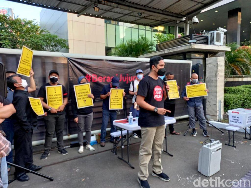 Jadi Jubir KPK Darurat, Febri Diansyah Harap Jokowi Selamatkan 56 Pegawai
