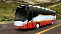 Hino Uji Coba Temperatur Oli pada Mesin Bus RN 285, Suhunya Tembus 119,5 Derajat Celcius