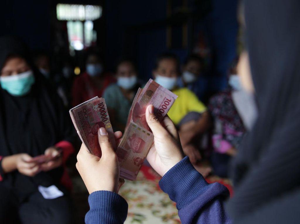 Cerita Warga Lampung Tengah Terlilit Rentenir Sebelum Kenal Perbankan