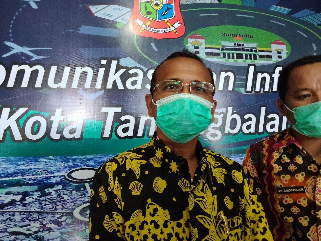 Pemko Tanjungbalai Cek Kabar Bocah Punya Kebiasaan Tak Lazim Minum Bensin