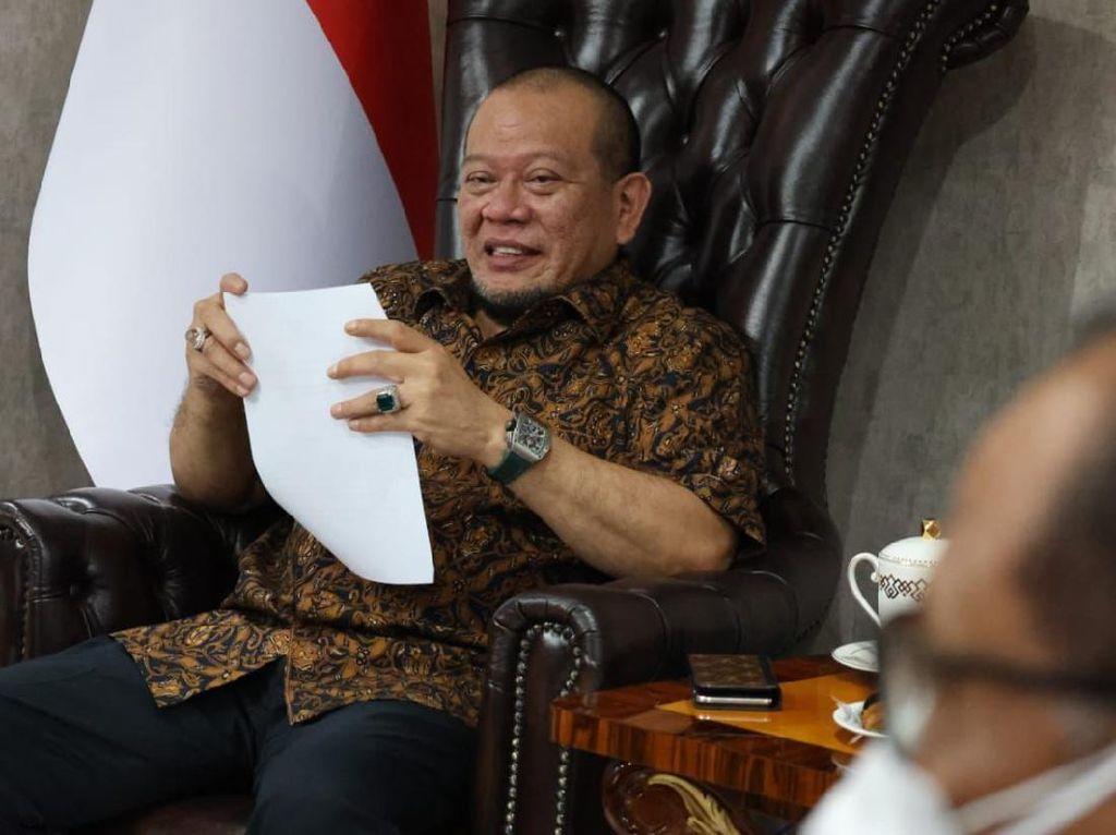Ketua DPD Harap BRIN Jadi Lokomotif Kedaulatan Teknologi Nasional