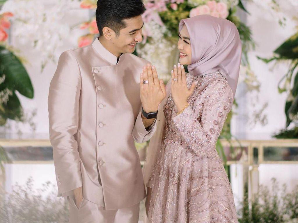 10 Foto Lamaran Ria Ricis dan Teuku Ryan, Mewah dengan Sentuhan Adat Aceh