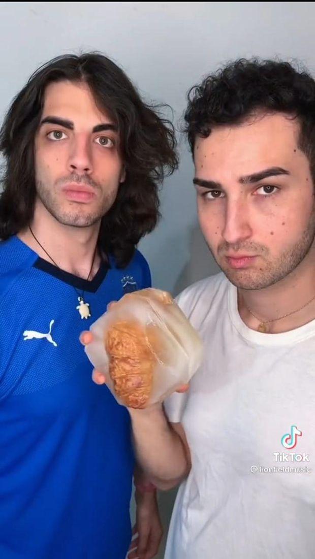 Kesal Lihat Spaghetti Dipatahkan, Bule Italia 'Balas Dendam' Bekukan Croissant
