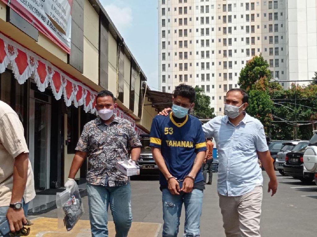 Tersangka Pembunuhan Anggota TNI di Depok Terancam 15 Tahun Penjara