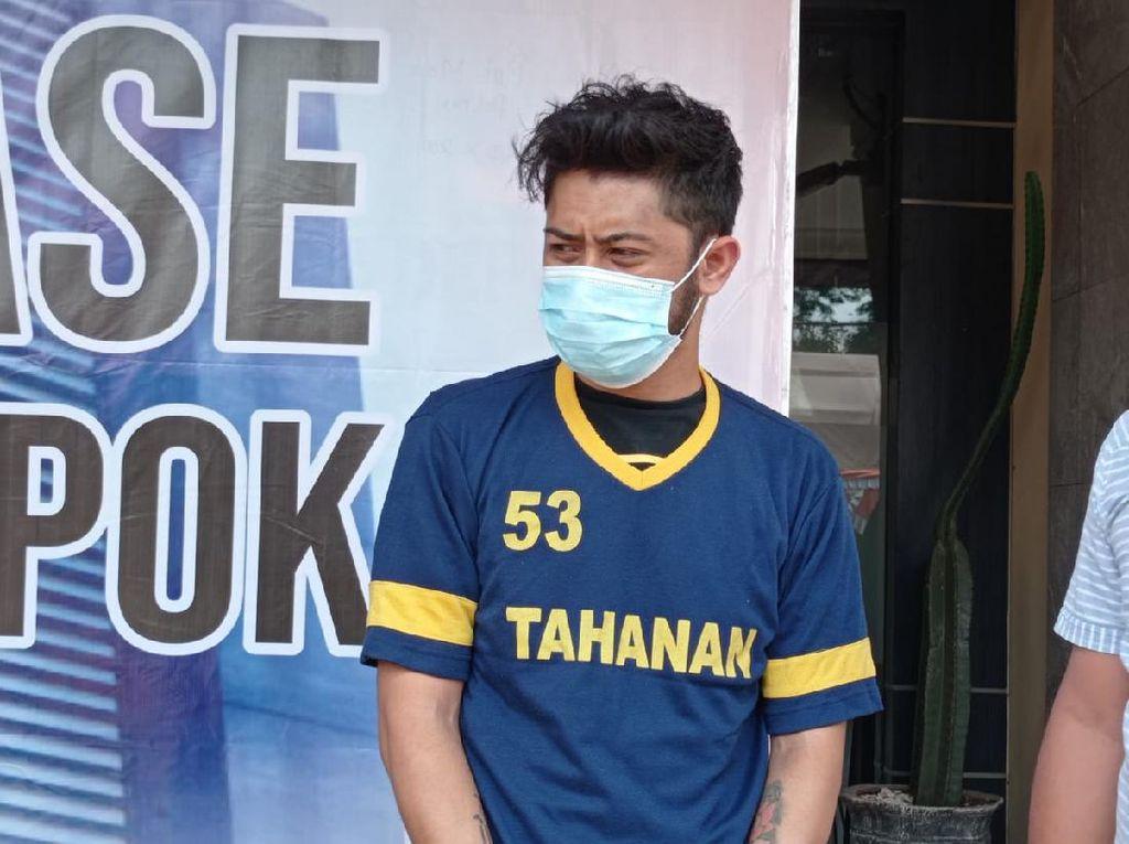 Ini Tampang Pria Pembunuh Prajurit TNI Sertu Yorhan Lopo di Depok