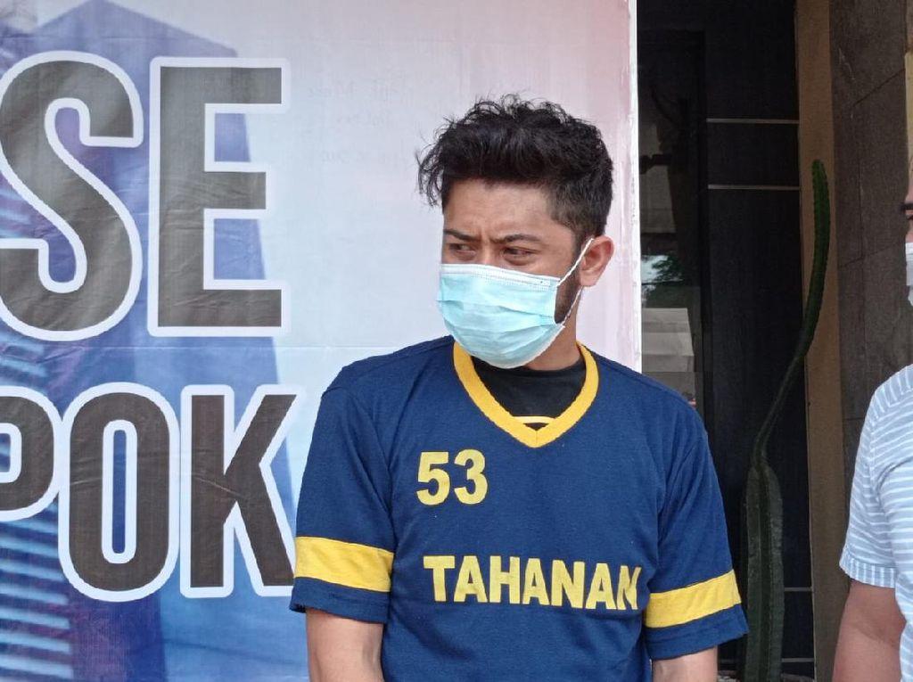 Tampang Pembunuh Prajurit TNI di Depok
