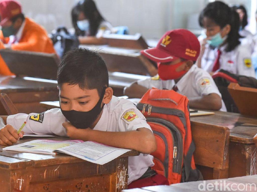P2G: 40,45 Persen Sekolah di Indonesia Belum Siap Tatap Muka