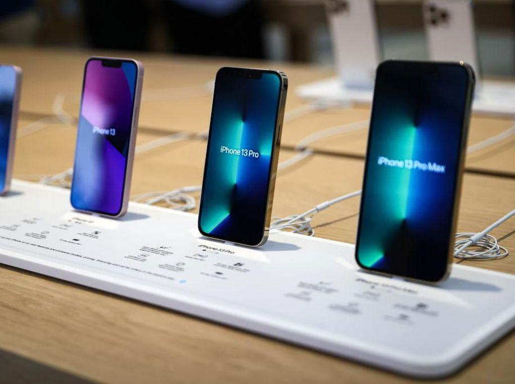 Duh, Layar iPhone 13 Tak Responsif Gegara Masalah Ini