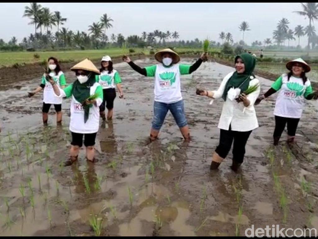 Saat Perempuan Tani Jatim Berperan Bantu Petani Bangkit Hadapi Pandemi