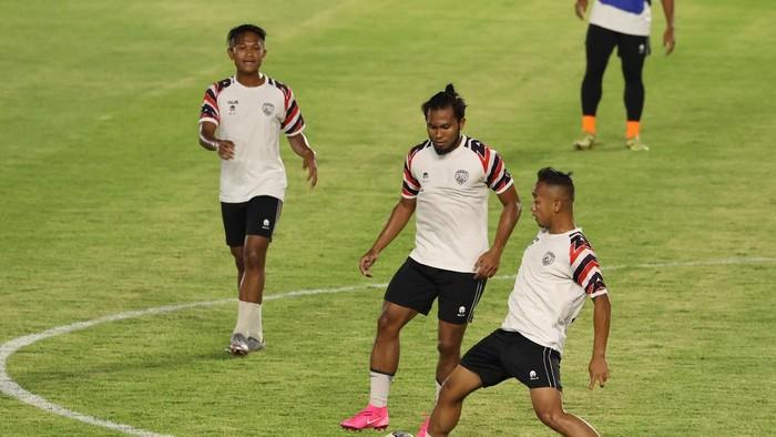 PSG Pati berlatih jelang duel pembuka Liga 2 2021 kontra Persis Solo