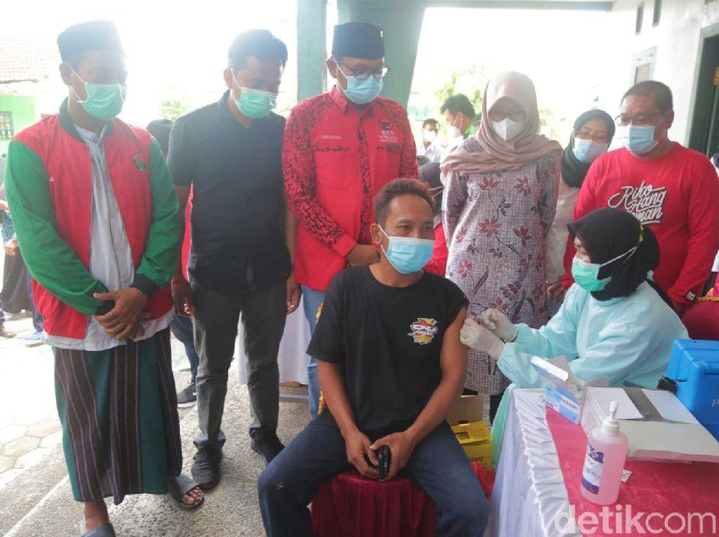 Terus Digencarkan, Vaksinasi di Banyuwangi Sudah Tembus 51 Persen
